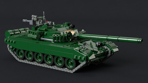 T-72A By SiMaI7