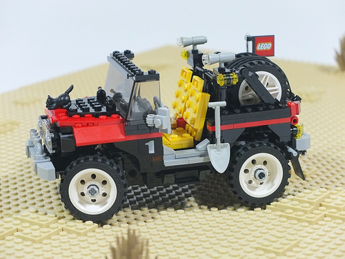 Filled Up And Ready For A Raid The Brothers Brick The Brothers Brick