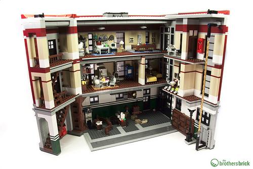 75827 Firehouse Headquarters