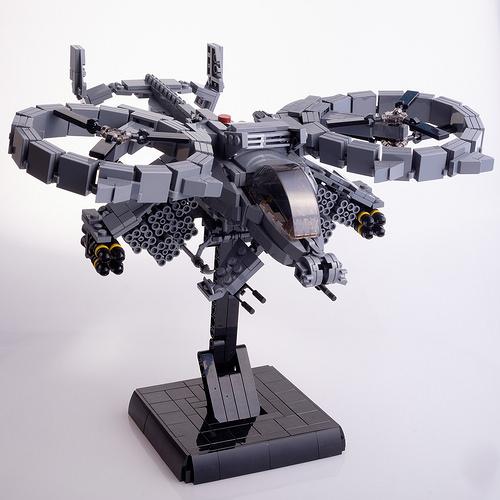 """AT-99 """"Scorpion"""" Gunship"""
