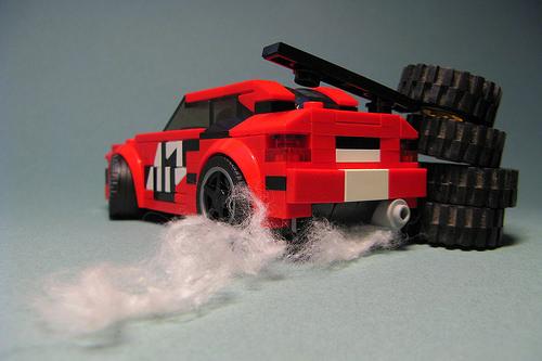 Mitsubishi Lancer EVO IX (Fast & Furious 3)