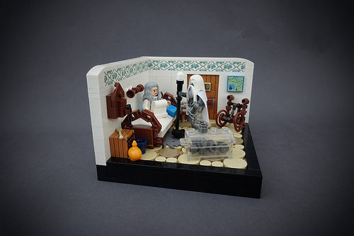 Gondor´s A Christmas Carol - The Warning - Part 2 (MOC Series)