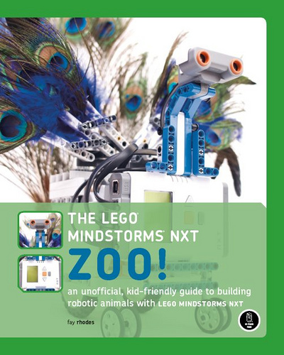 LEGO MINDSTORMS NXT ZOO! by Fay Rhodes [Review] | The
