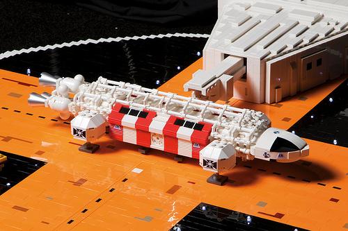 Rescue Eagle on pad 5