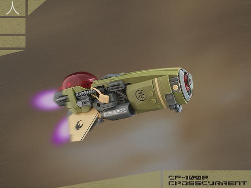 CF-1008 Crosscurrent