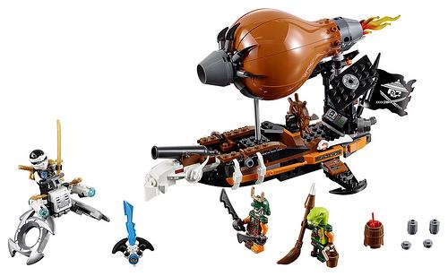 70603 Raid Zeppelin