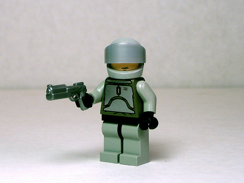 RoboCop with Auto-9 on Flickr