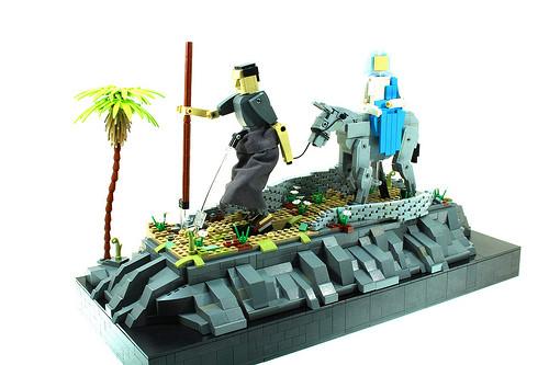 LEGO Journey to Bethlehem