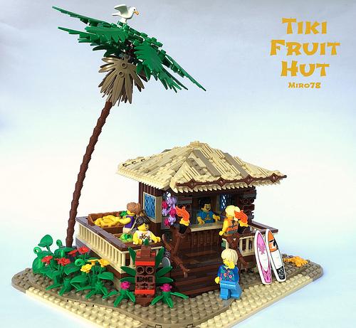 Tiki Fruit Hut