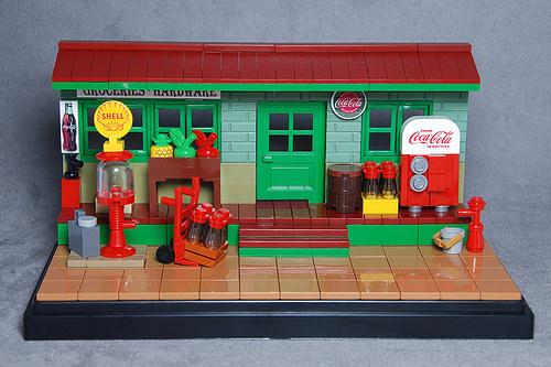 Vintage Hardware Store