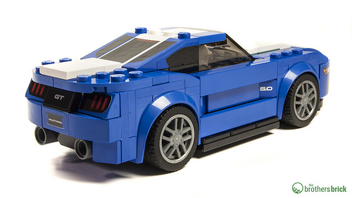 75871 Ford Mustang GT