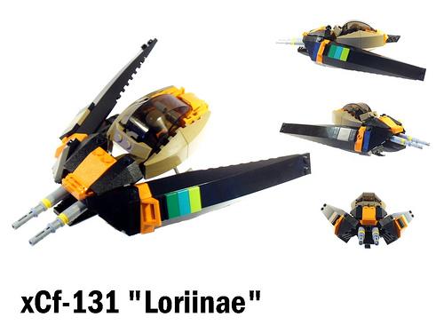 Tim Gould's Loriinae