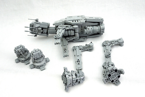How to AT-AT