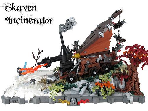 Skaven Incinerator
