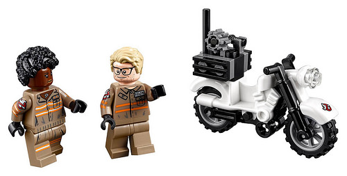LEGO Ghostbusters 3 Ecto-1&2