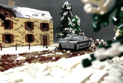 Ardennes - 1945
