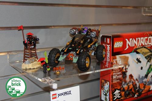 Toy Fair New York 2016: Ninjago