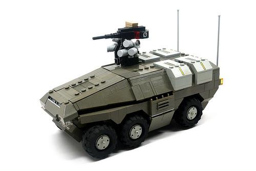 NATO Centaur APC