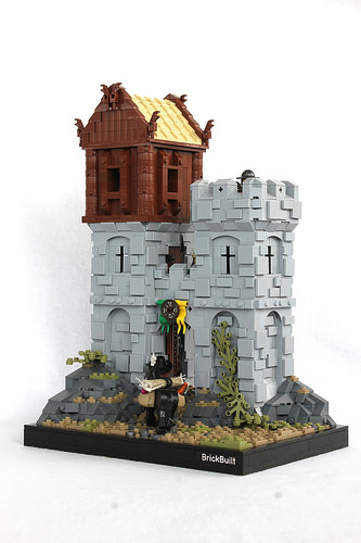 Little Lego Castle Is Big On Detail The Brothers Brick The