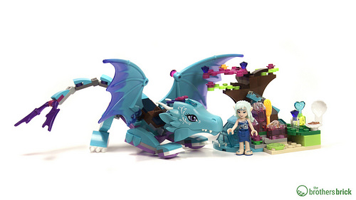 41172 The Water Dragon Adventure