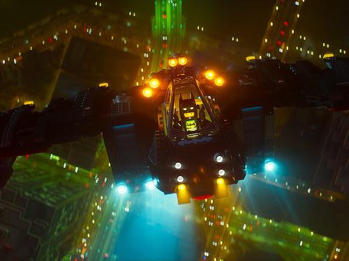 Official LEGO Batman Movie Stills
