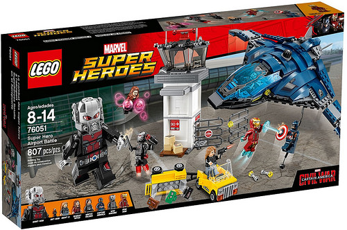 LEGO 76051 Super Hero Airport Battle