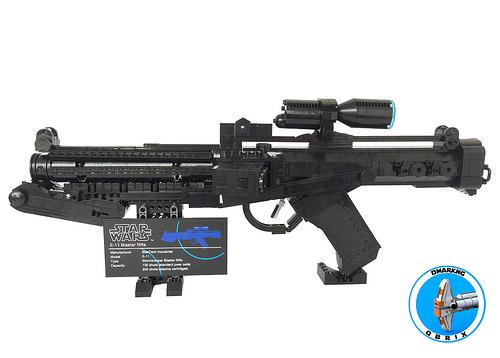 StormTrooper E-11 Blaster Rifle