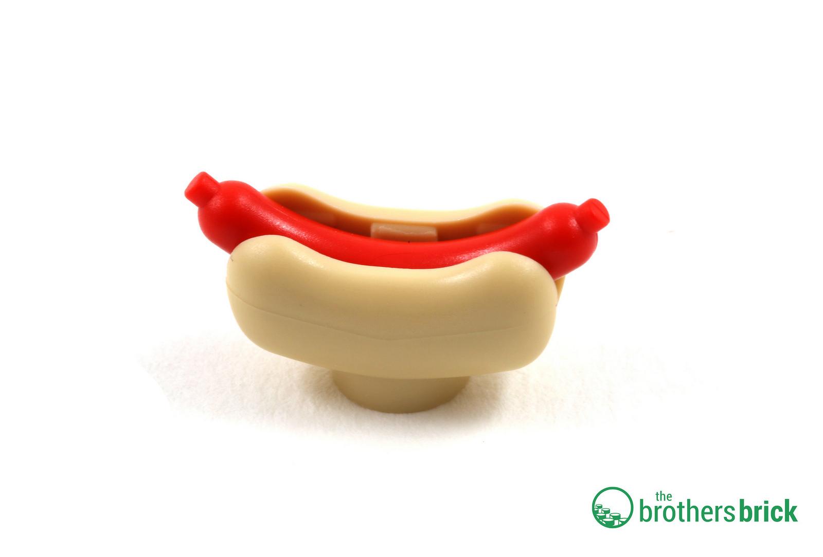 Hotdog Angry Birds