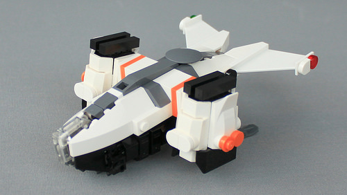 """Edison"" - White Star Multi Purpose Cargo Shuttle"