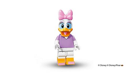 Lego Disney Minifigures Daisy