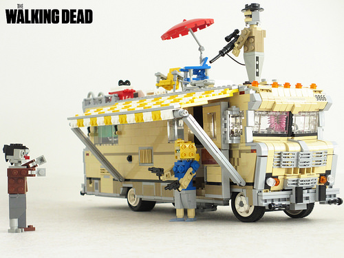 Dale's RV from The Walking Dead