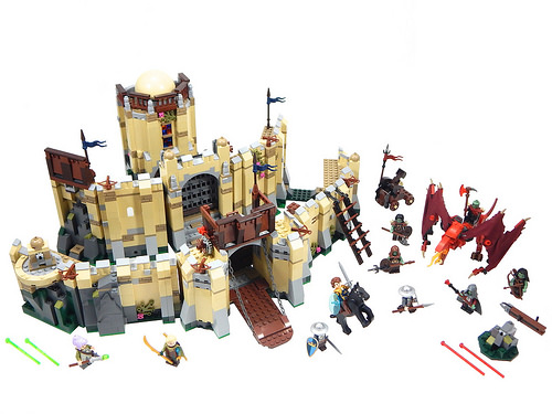 Builder Spotlight Aaron Newman And His Alternate Lego Castle