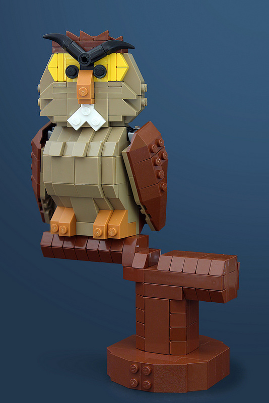 Archimedes Owl