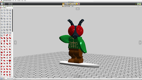 LEGO Digital Designer Update