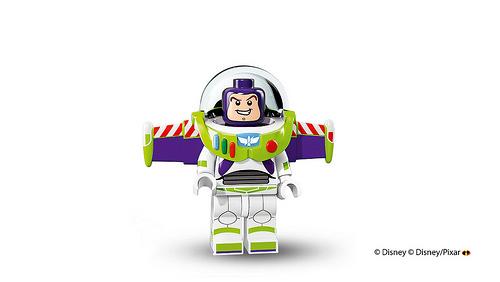 Lego Disney Minifigures Buzz Lightyear