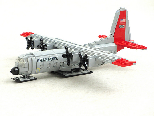 LC-130H Hercules 'Ski Bird'