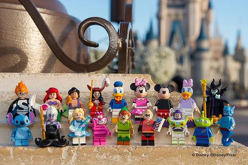 Disney Collectible Minifigures