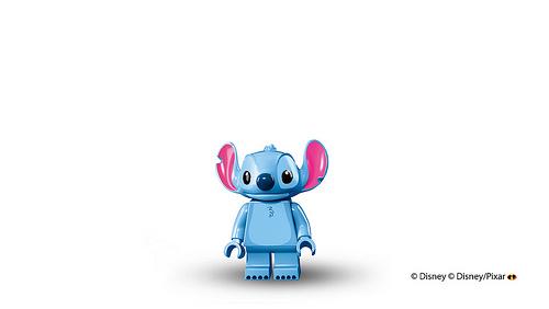Lego Disney Minifigures Stitch
