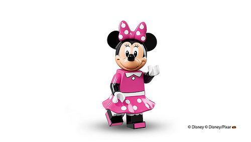 Lego Disney Minifigures Minnie
