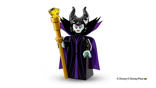 Lego Disney Minifigures Maleficient