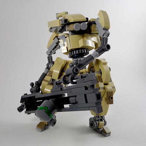 Fury II Gen. Mech