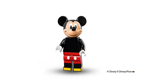 Lego Disney Minifigures Mickey