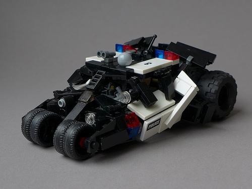Police Tumbler 2.0