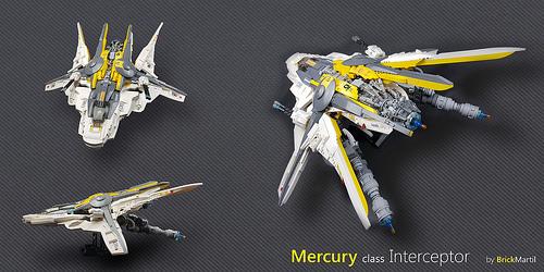 Mercury class Interceptor - details