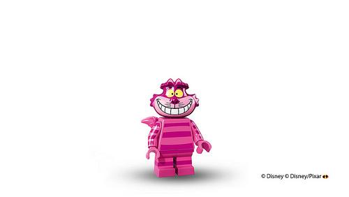 Lego Disney Minifigures Cheshire Cat