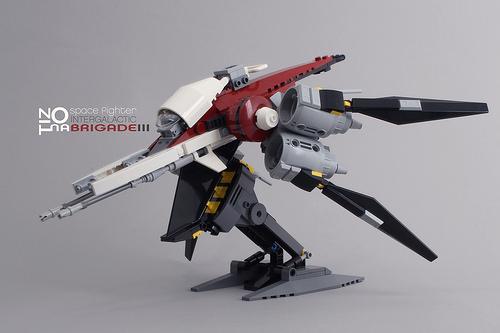 TIZONA - space fighter - IB 02
