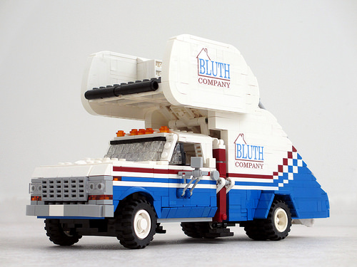 Stair car from Arrested Development