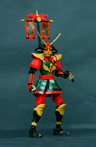 Arcane Samurai