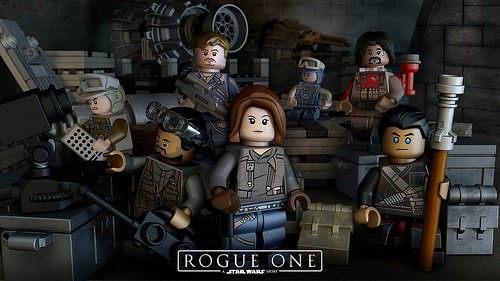 LEGO Star Wars Rogue One Teaser