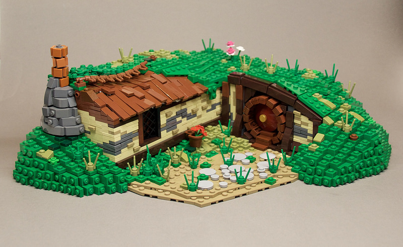 Hobbiton - A blooming Place to live